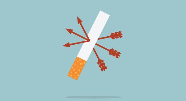 Nikotyną w nikotynę