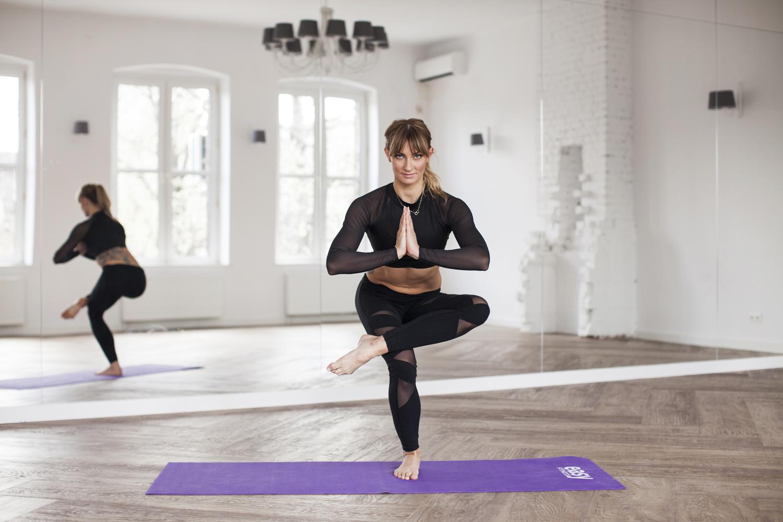 cwiczenia na poprawe balansu