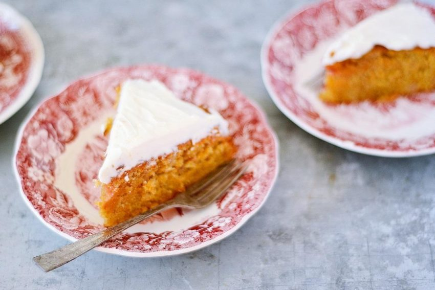 Ciasto marchewkowe na nowo