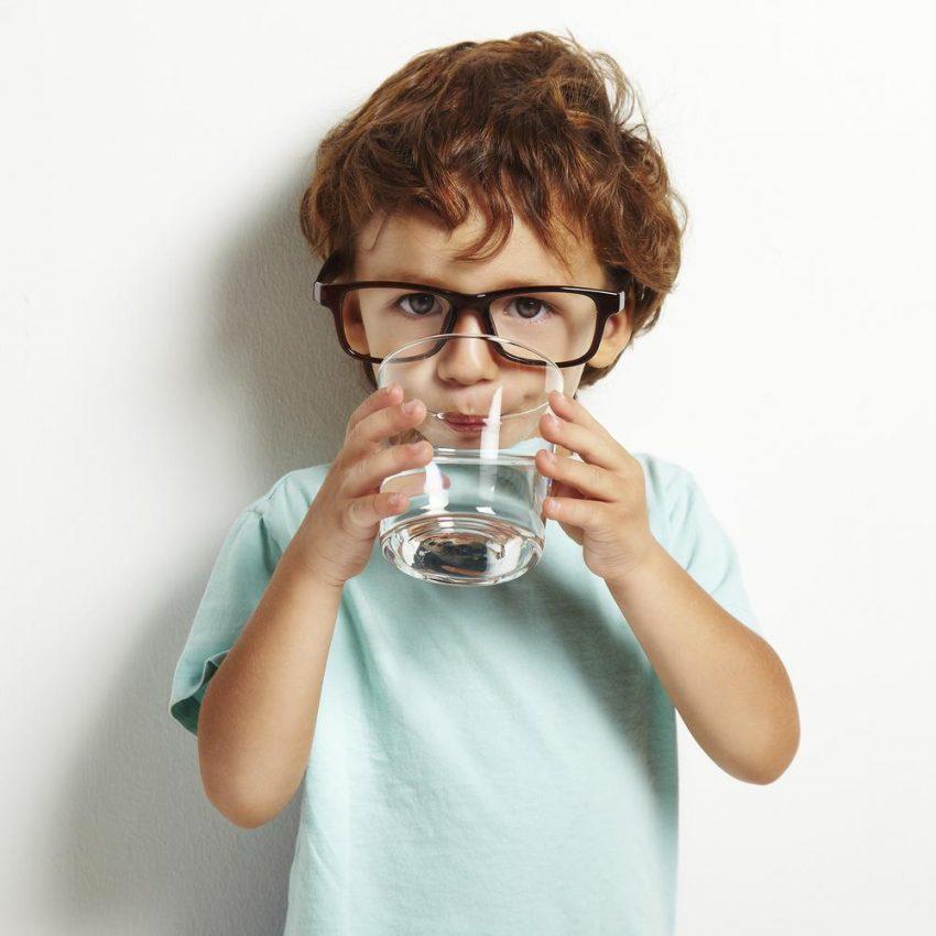 Dzieci muszą pić!
