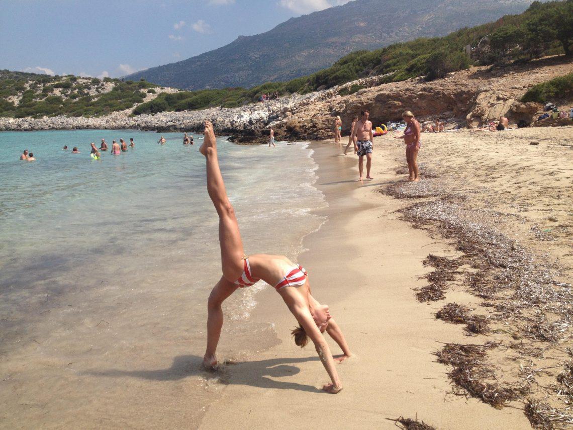 Aktywne greckie wakacje