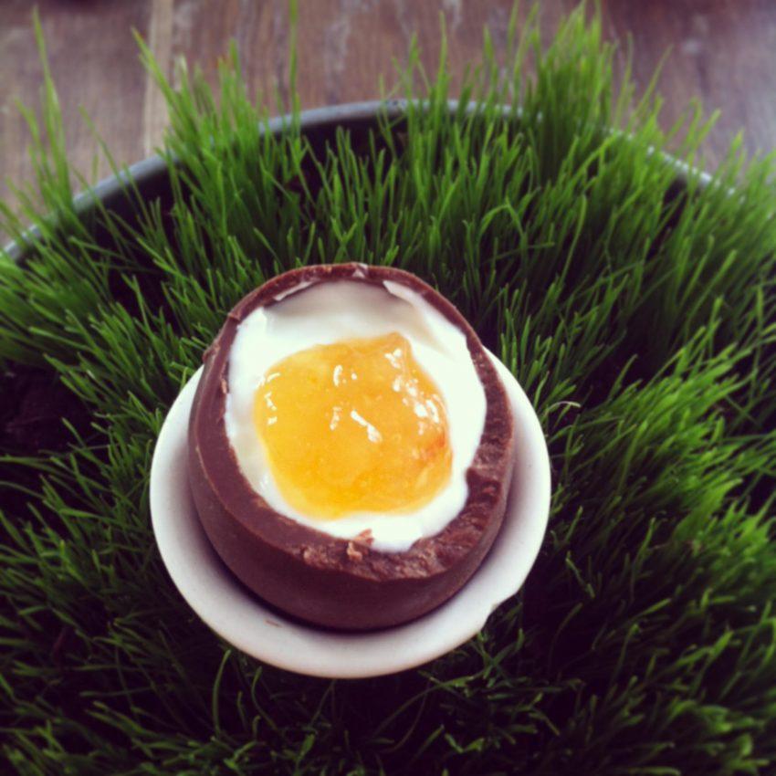 Słodkie jajo