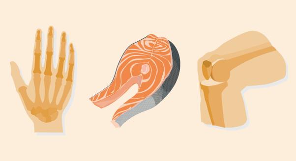 Menu dla kości i stawów