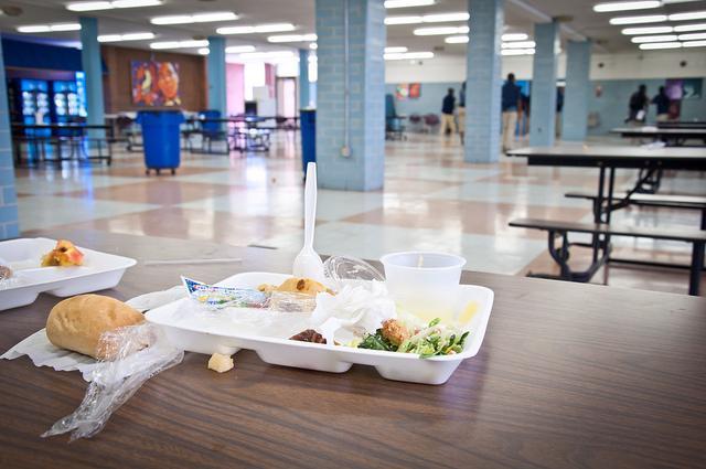 Co dzieci jedzą w szkole?