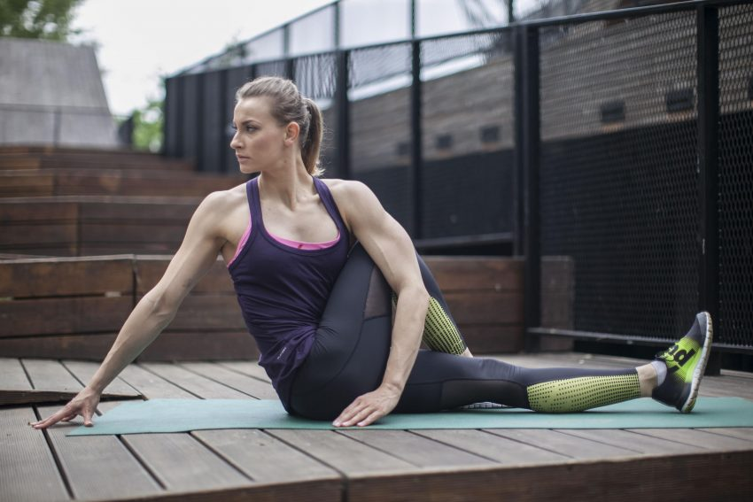 Ćwicz kręgosłup - to proste!