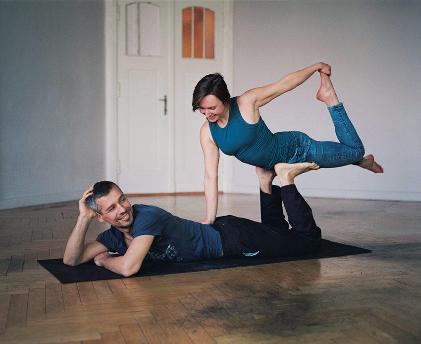 Bikram joga podłącz