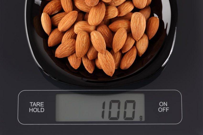 Kalorie odstaw na bok