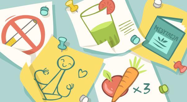 Zmień wakacyjne inspiracje w zdrowe nawyki