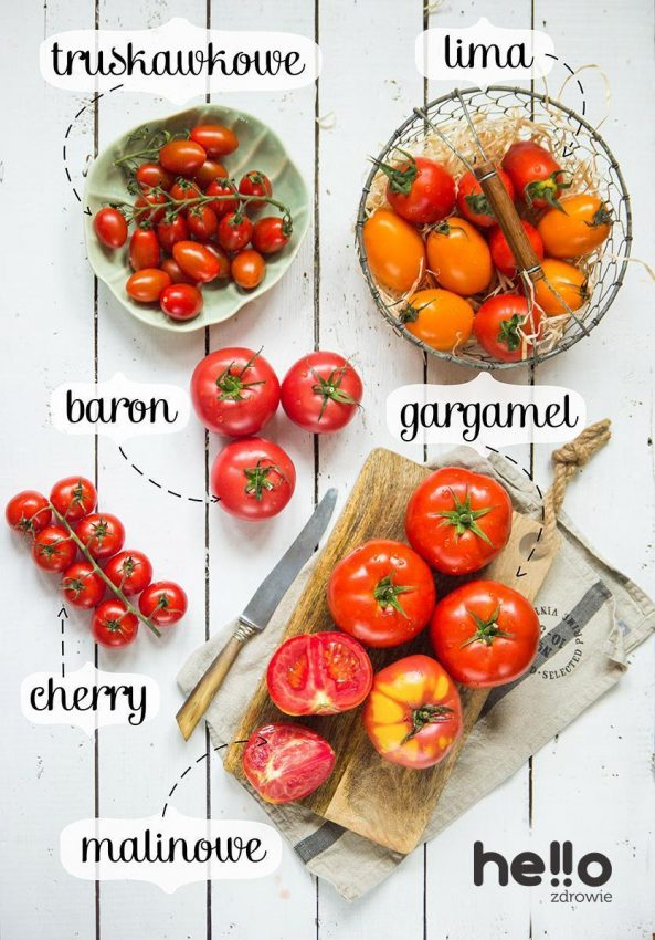 Pomidorowe love story