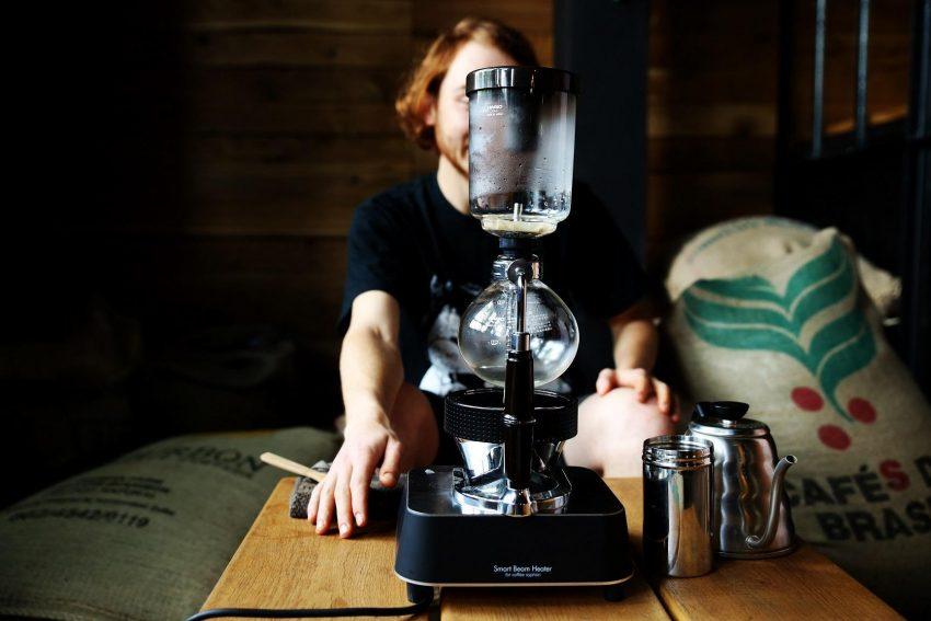Przewodnik dla kawoszy: syphon