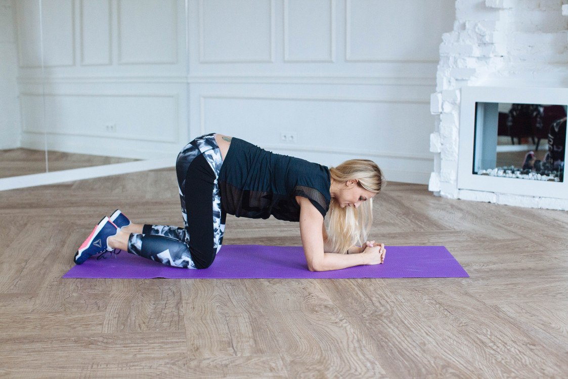 Ćwiczenia na brzuch w ciąży