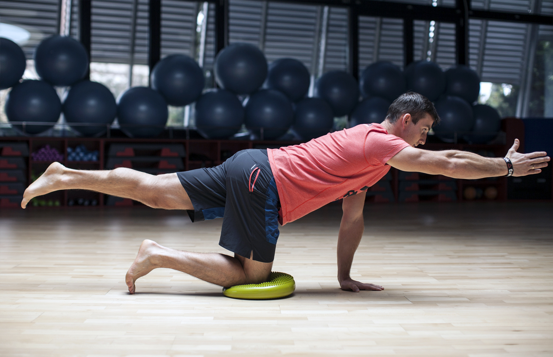 trening na stabilizację ciała
