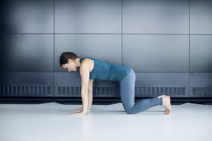5 ćwiczeń na wzmocnienie kręgosłupa