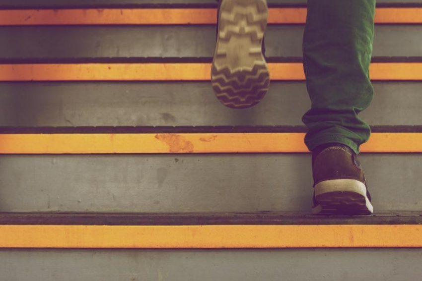 Wszystkie kroki policzone