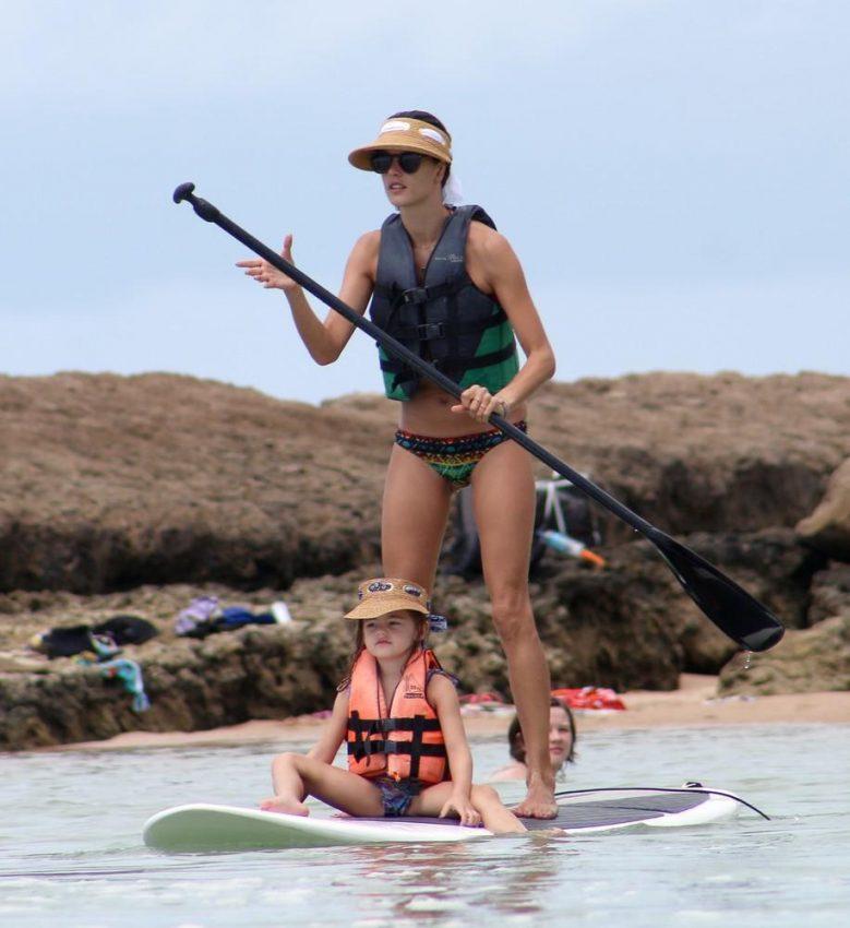 Paddleboarding. Sport dla gwiazd