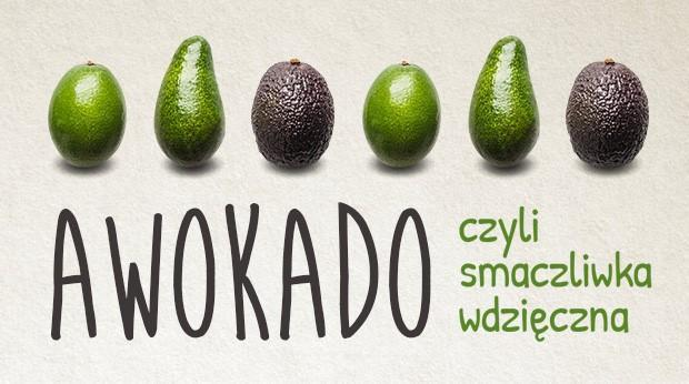 Awokado - smaczliwka na zdrowie