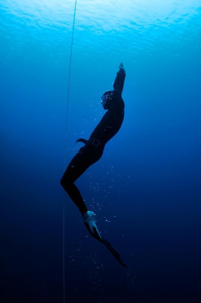 Freediving – podwodna medytacja