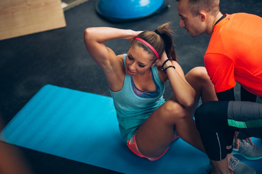 Trener personalny – warto się zdecydować?