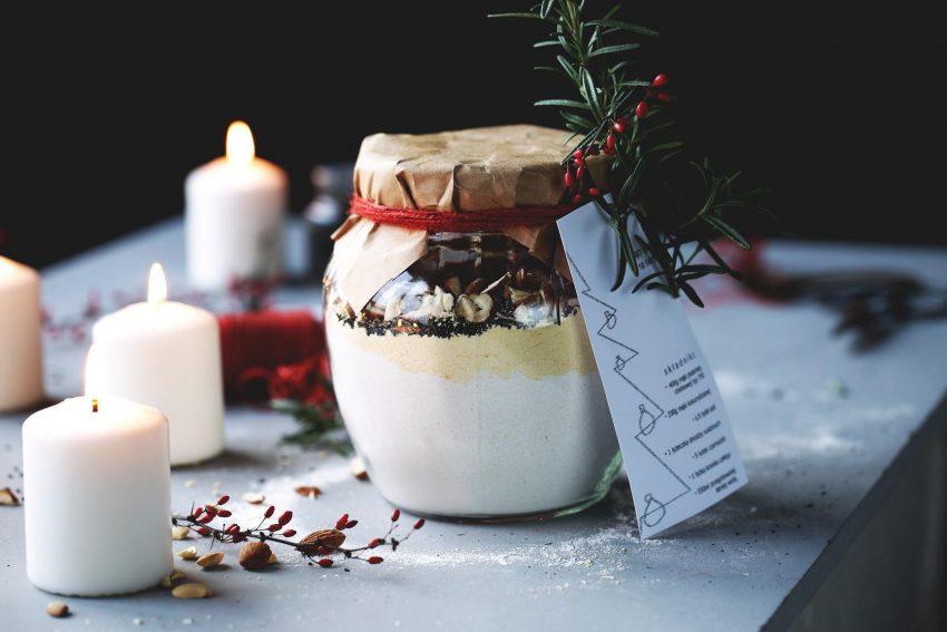 Jadalne prezenty: chrupiący chlebuś od Mikołaja