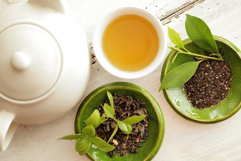 Zielona herbata – polifenole górą