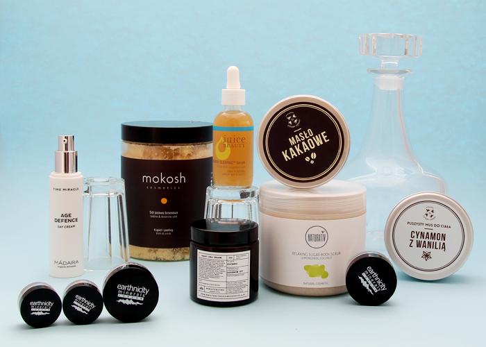 ekologiczne kosmetyki bez wody