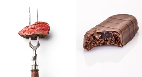 Tłusta karkówka czy słodki batonik – co gorsze dla zdrowia?
