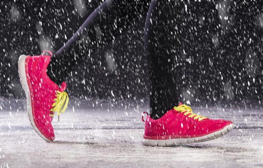 Jak się ubrać, biegając zimą?