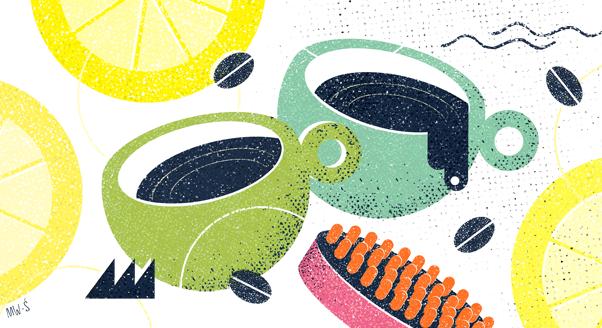 5 pobudek lepszych niż kawa