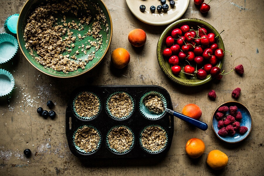 zdrowa-granola-zdrowe-sniadanie