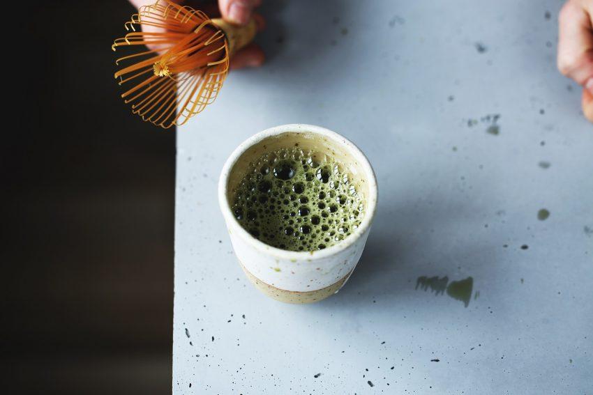 Matcha – nowe wcielenie zielonej herbaty