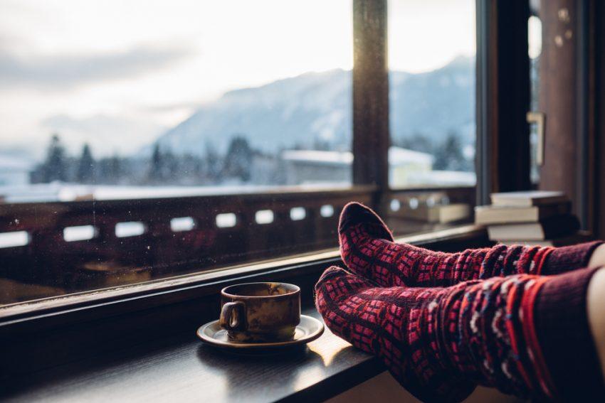 Jak zadbać o siebie zimą?