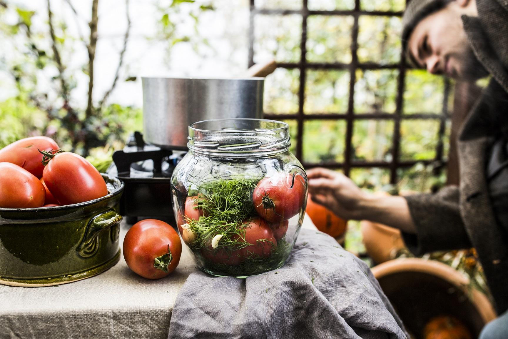 pomidor kiszony