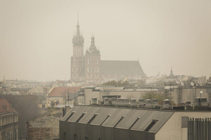 Gdy smog atakuje