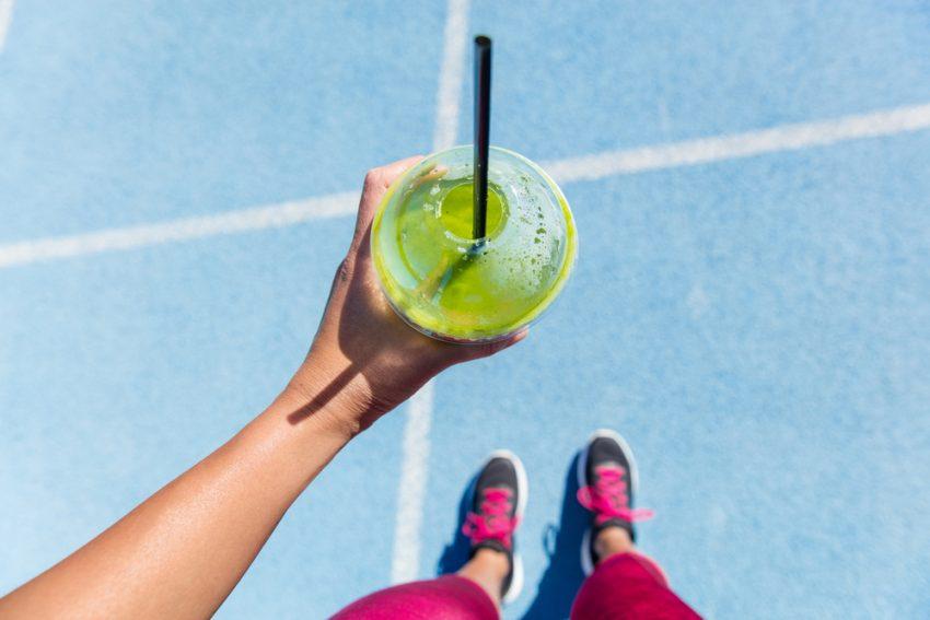 Tego NIE pij przed treningiem