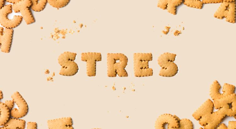 O zajadaniu stresu