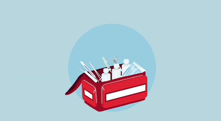 Wakacyjna apteczka – w co ją zaopatrzyć i jak przechowywać?