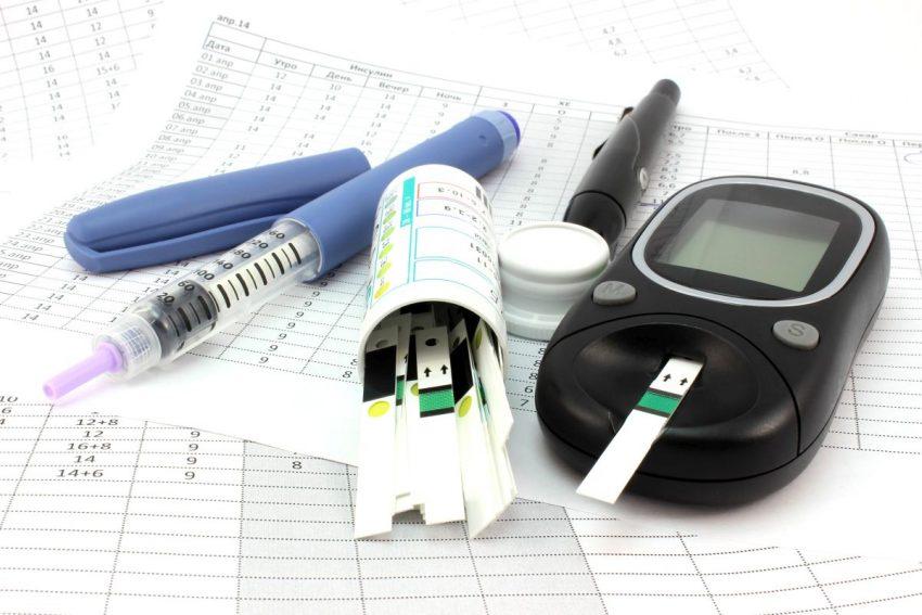 Glukometr i urządzenia do leczenia cukrzycy typu 2