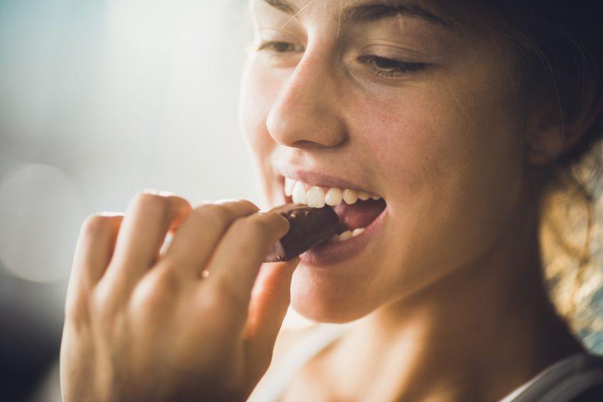 Czekolada poprawia koncentrację, obniża stres i ciśnienie krwi