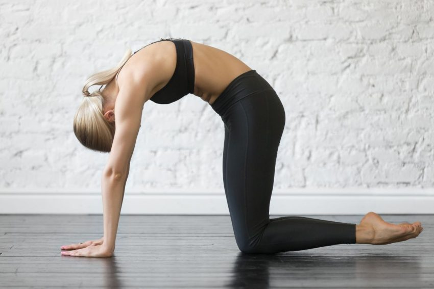 ćwiczenia na zdrowy kręgosłup