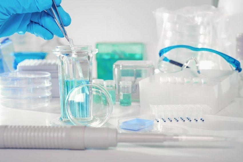 Przyrządy do wykonania cytologii i przygotowania wyników