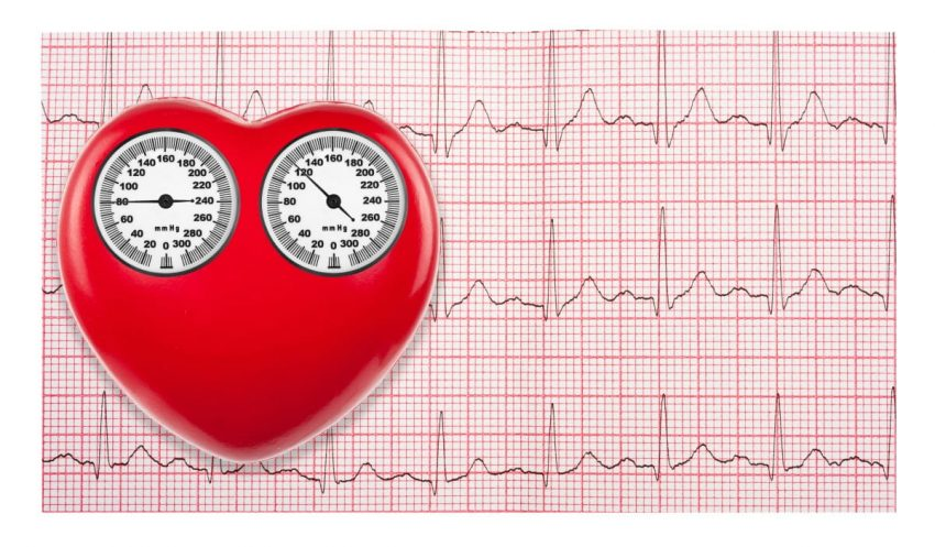 Wyniki badań osoby z niskim ciśnieniem i wysokim pulsem