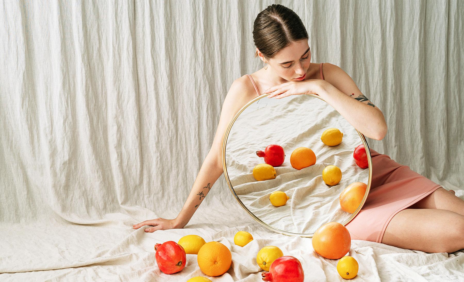 """""""Jedzenie jest jak plaster na trudne emocje i jednocześnie jest najczęściej nadużywanym środkiem uspokajającym"""""""