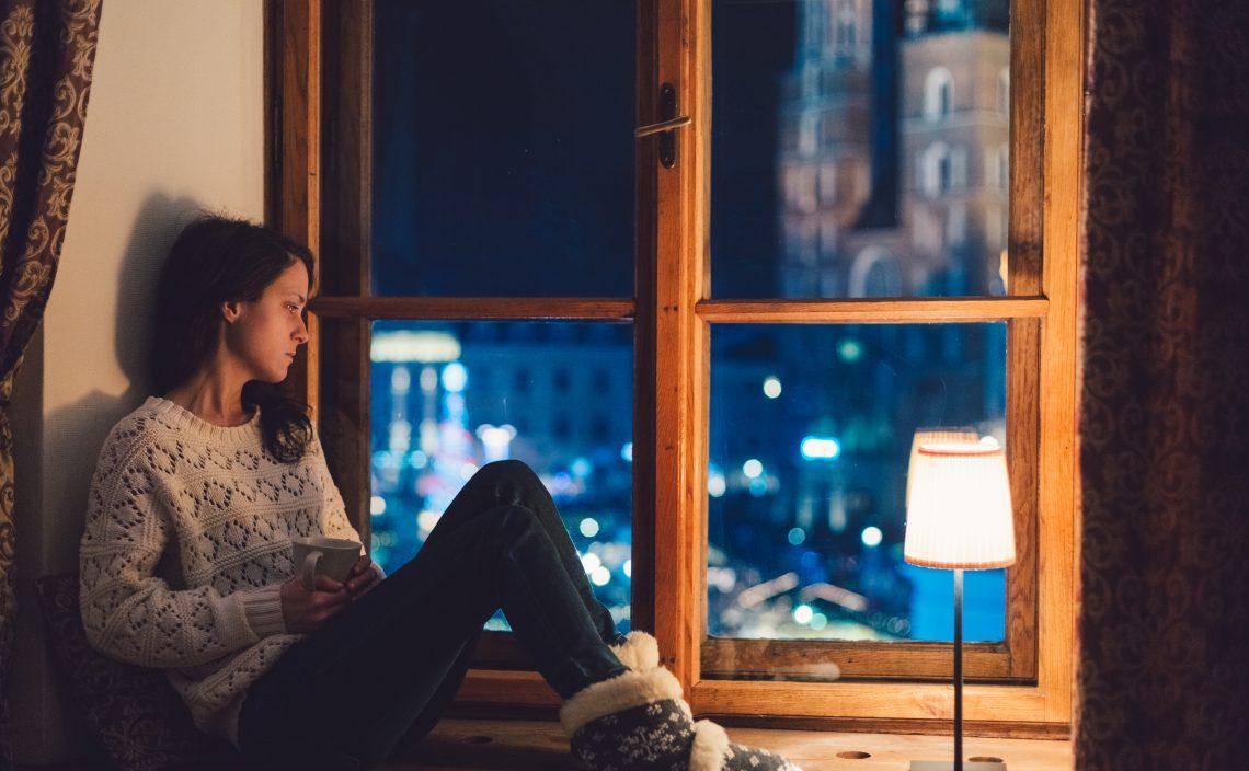 Spotyka się z dziewczyną z depresją