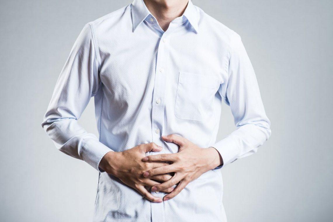 ból brzucha nerwica