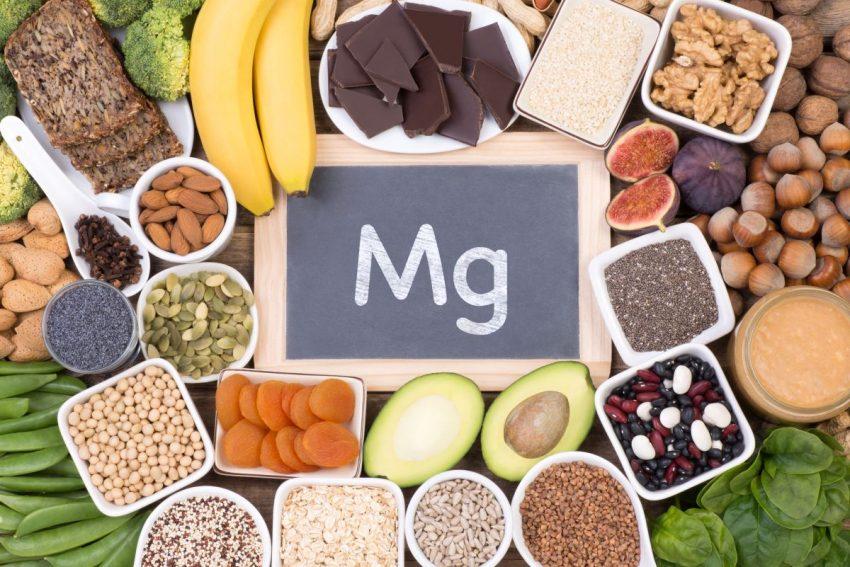 Produkty pomagające z niedoborem magnezu