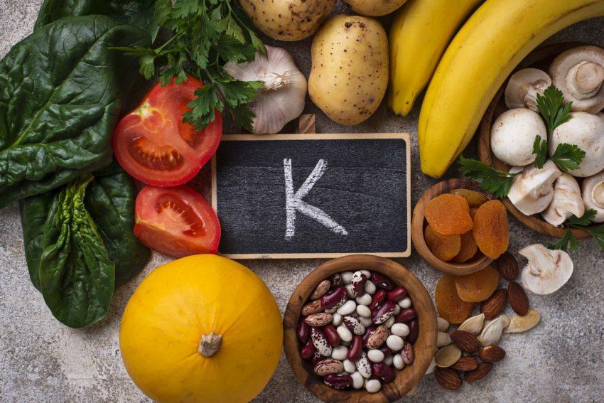 Produkty zawierające witaminę K
