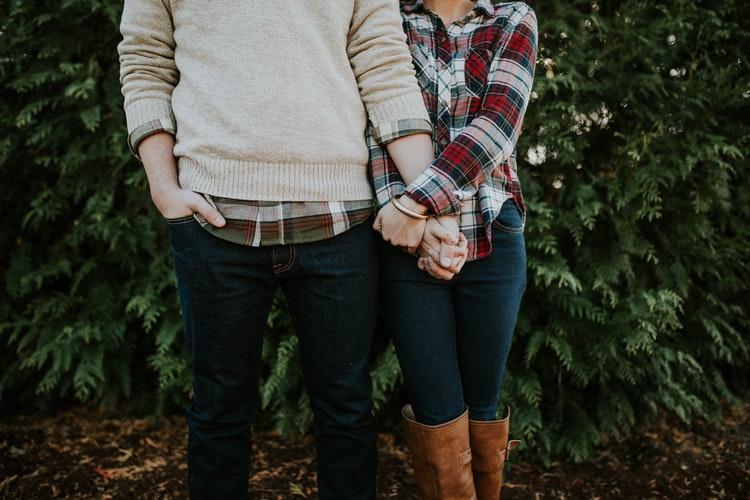 para chłopak i dziewczyna