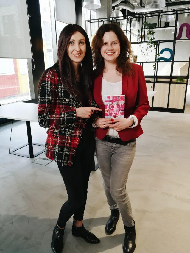 Marta Dragan i Agnieszka Witkowicz-Matolicz