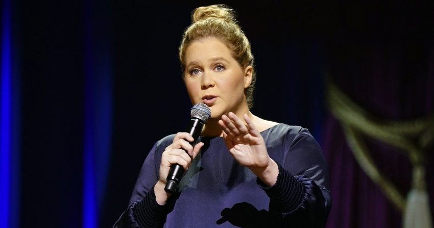 "Amy Schumer ""Growing"""