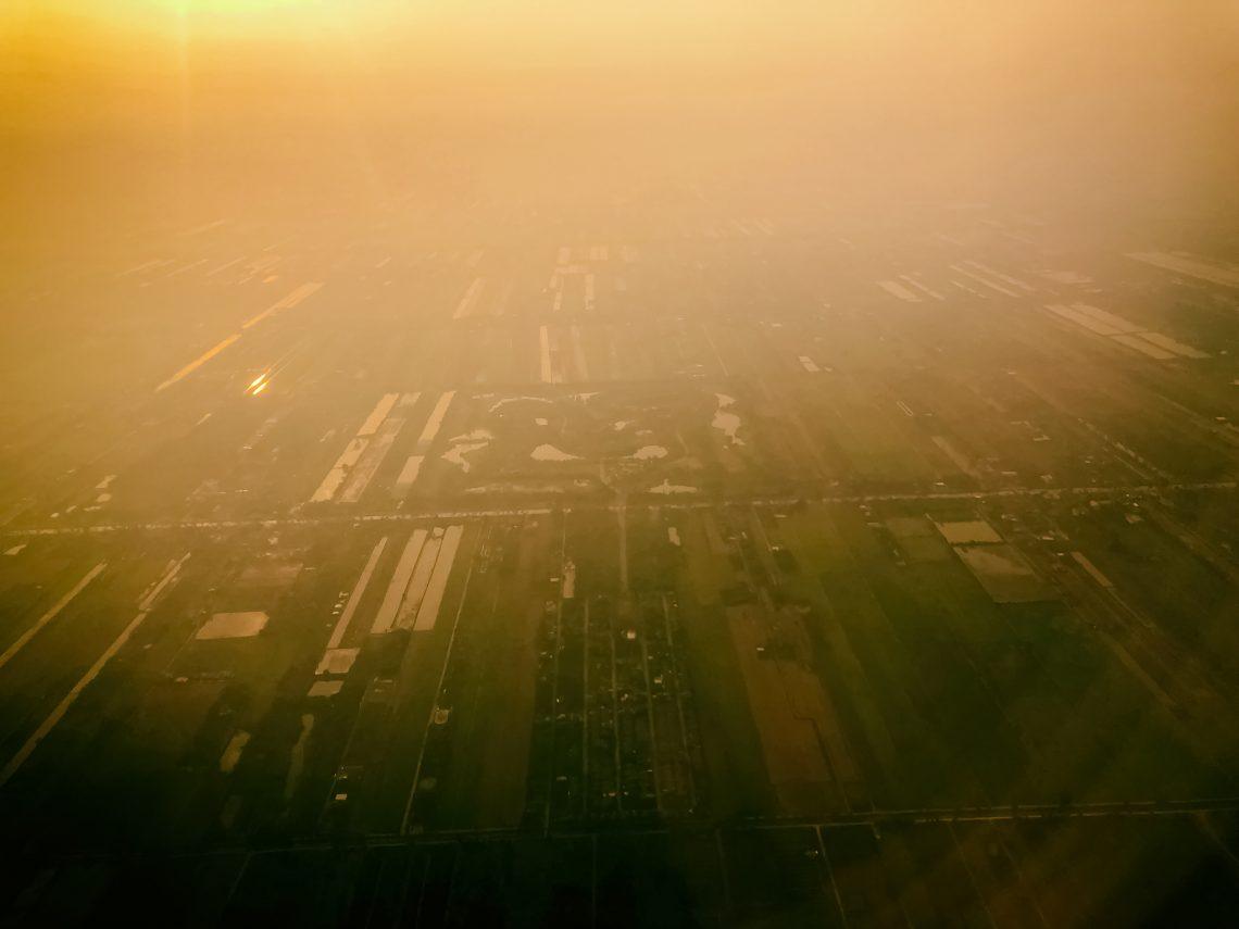 pył saharyjski